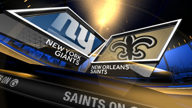Giants vs Saints