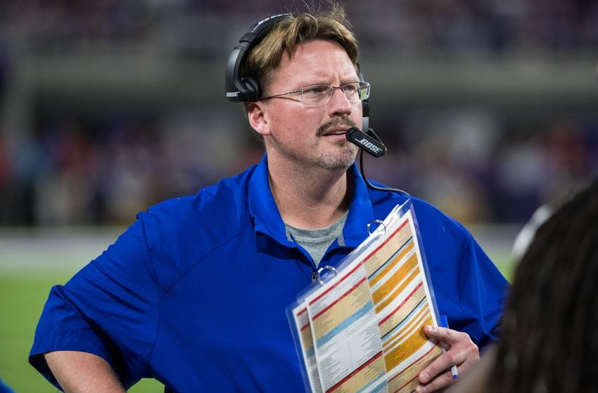The Offense Has Taken A Step Back With Ben McAdoo As Head Coach