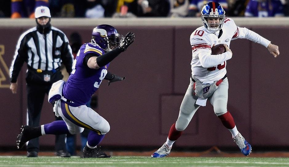 Giants VS Vikings Review/Analysis Week 4