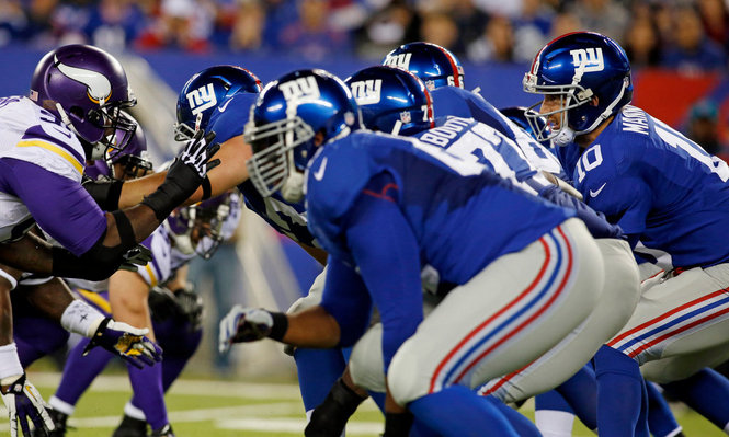 Giants Vs Vikings Preview/Prediction
