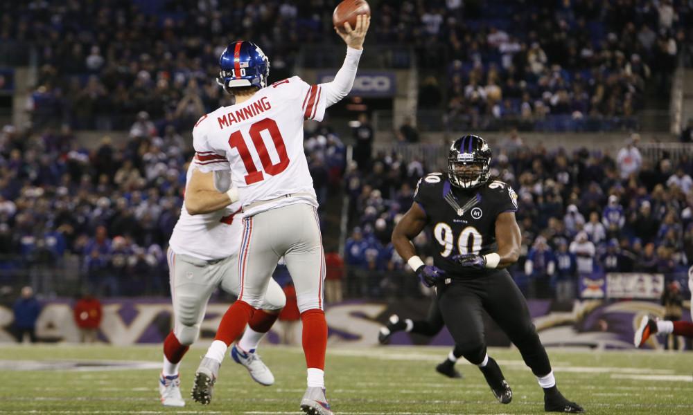 Giants Vs Ravens Preview/Prediction Week 6