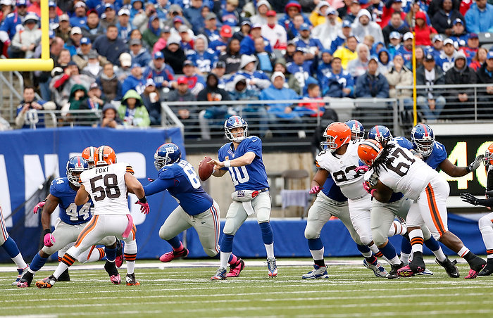 Giants Vs Browns Preview/Prediction Week 12