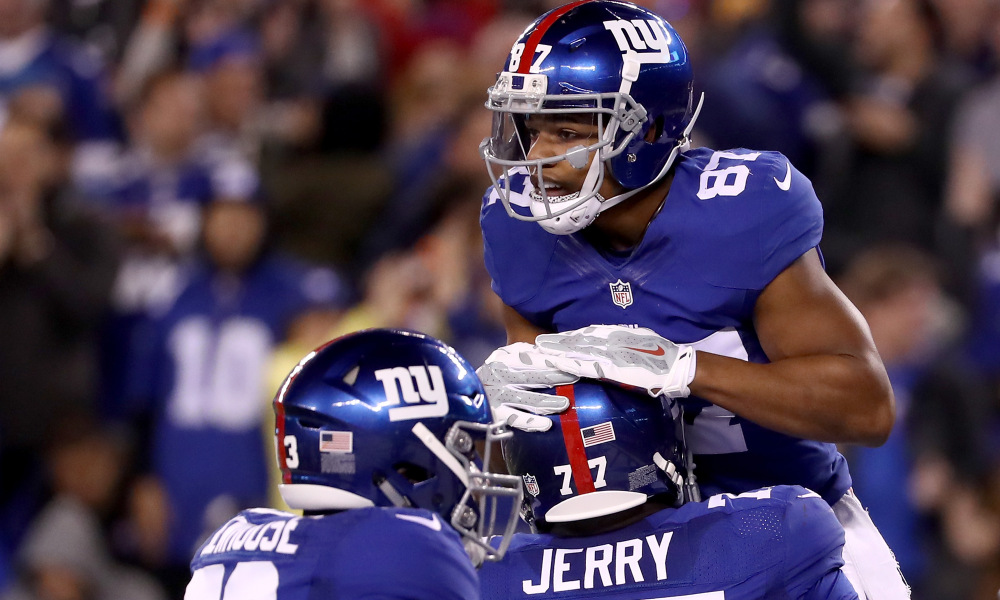 Giants Vs Bears Review Week 11