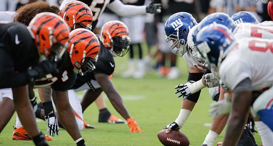 Giants Vs Bengals Preview/Prediction Week 10