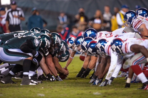 Giants VS Eagles Preview/Prediction Week 9