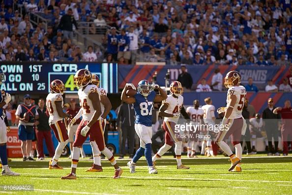 Giants VS Washington Preview/Prediction Week 17