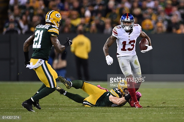 Giants Vs Packers Preview/Prediction Wild Card Weekend