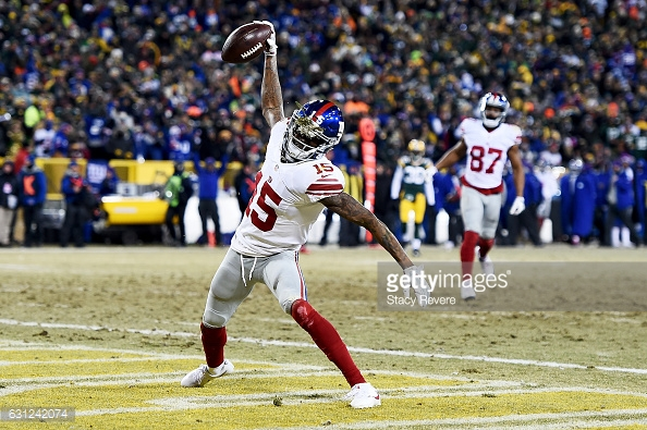 Giants Vs Packers Pro Football Focus Grades Playoffs
