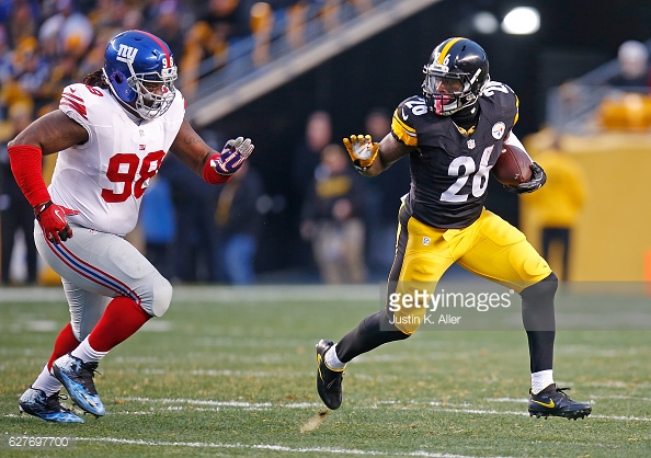 Snack Harrison Lands On The NFL Top 100