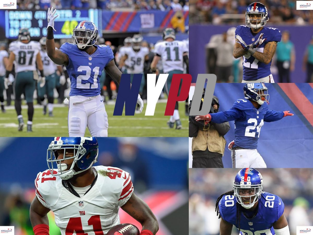 Top WR Core Vs Top Secondary One Vs One