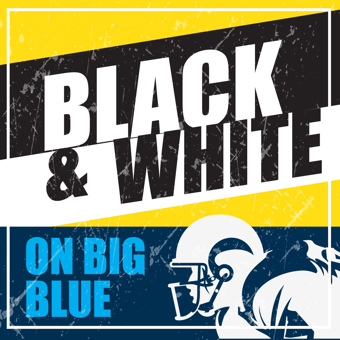 Episode 33 Black And White On Big Blue