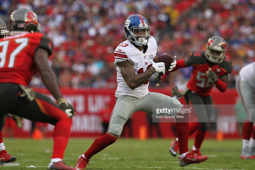 Giants Vs Bucs Week 4 Preview/Prediction