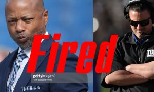 Giants Finally Fire Ben McAdoo And Jerry Reese