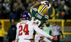 Giants Suspend Embattled 2nd Year Cornerback Eli Apple