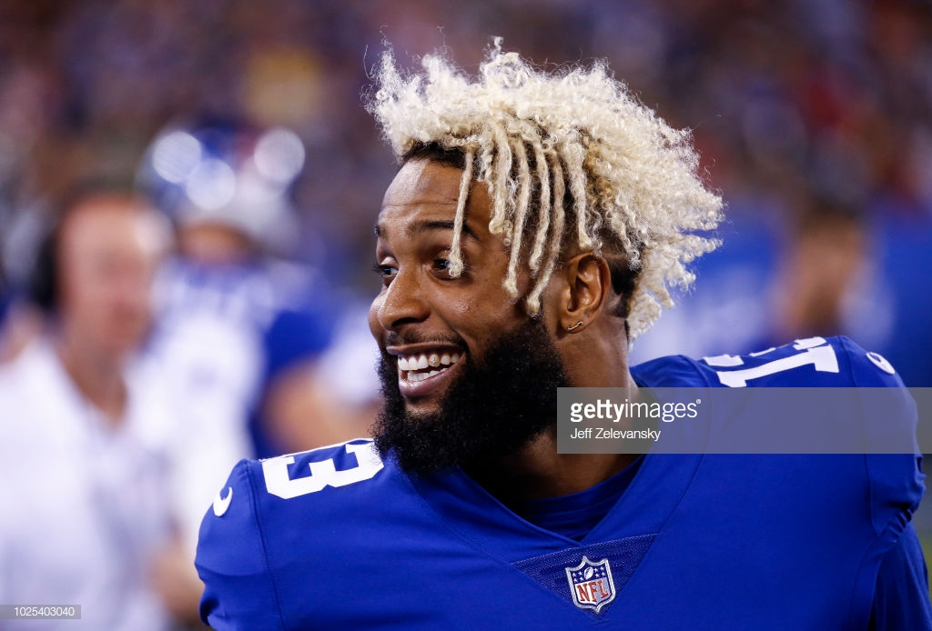 Giants Make OBJ Highest Paid WR in NFL