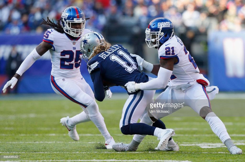 Giants Vs Dallas Preview Week 2