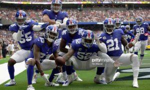 Giants Outlast The Texans 27-22