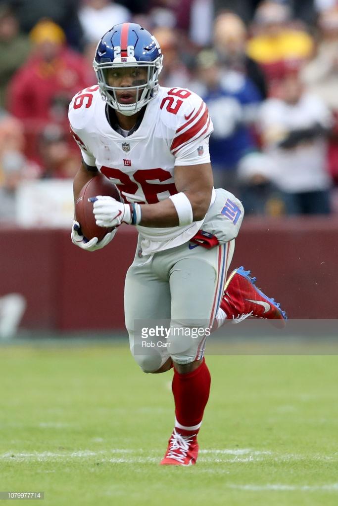 Watch:Saquon Barkley's 78 Yard Run