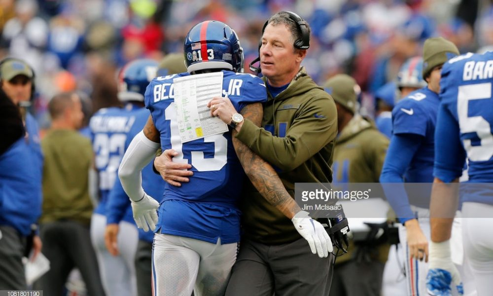 Evaluating: Pat Shurmurs first season as head coach of the NY Giants