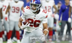 Saquon Barkley takes home OROY award