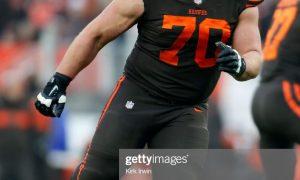Giants trade for G Kevin Zeitler